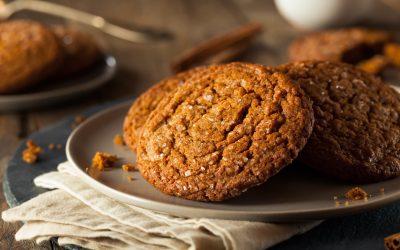 Biscotti de pan sec